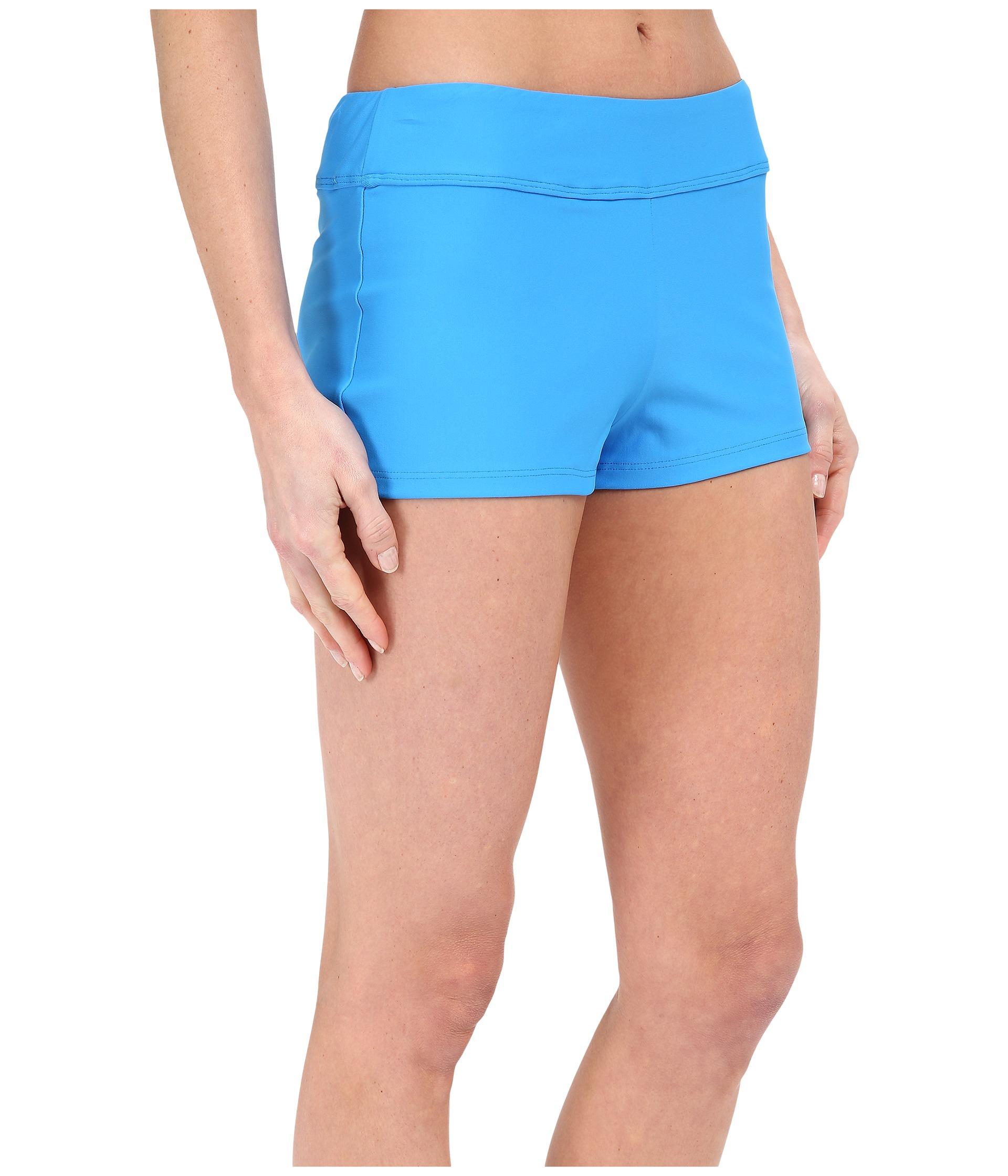 471b3d2d6e Next By Athena Good Karma Jump Start Swim Shorts in Blue - Lyst