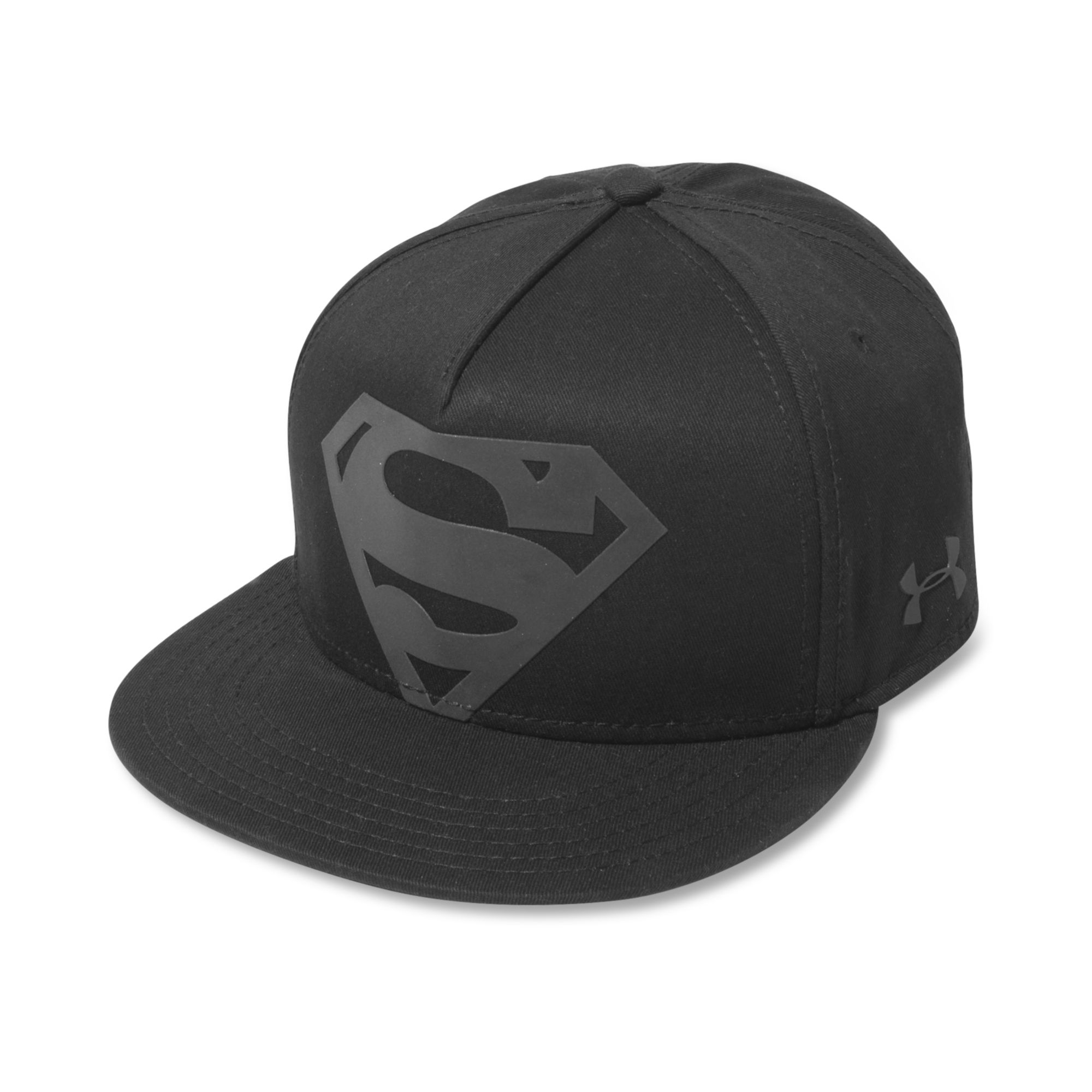 372713a280f89 Under Armour Superman Reflective Hat in Black for Men - Lyst