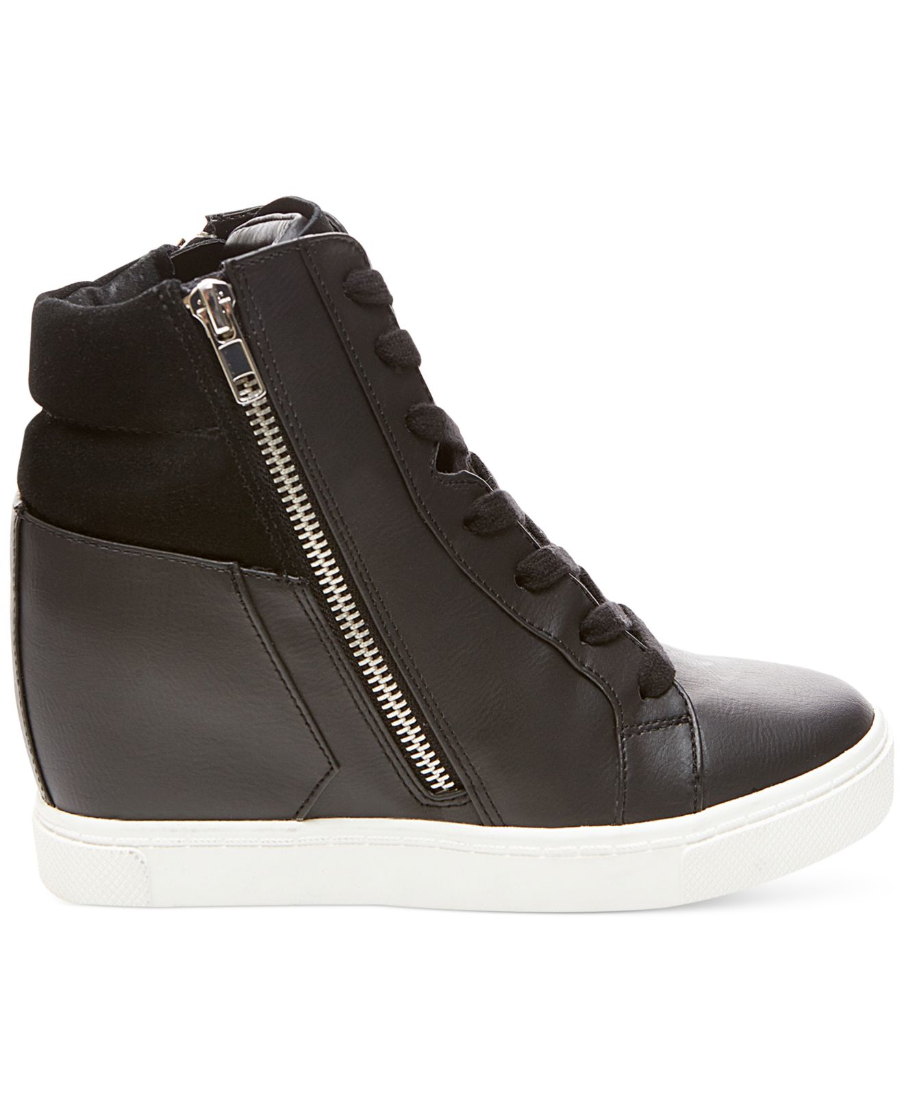 877151bf47e Gallery. Previously sold at  Macy s · Women s Wedge Sneakers ...