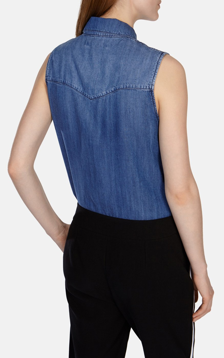 Find womens soft denim shirt at ShopStyle. Shop the latest collection of womens soft denim shirt from the most popular stores - all in one place.