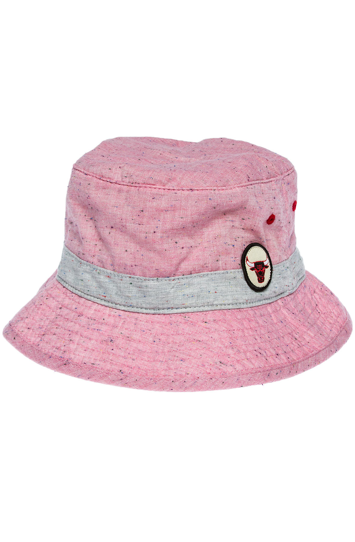 fdc91019d6a Lyst - Mitchell   Ness The Chicago Bulls Bucket Hat in Pink for Men