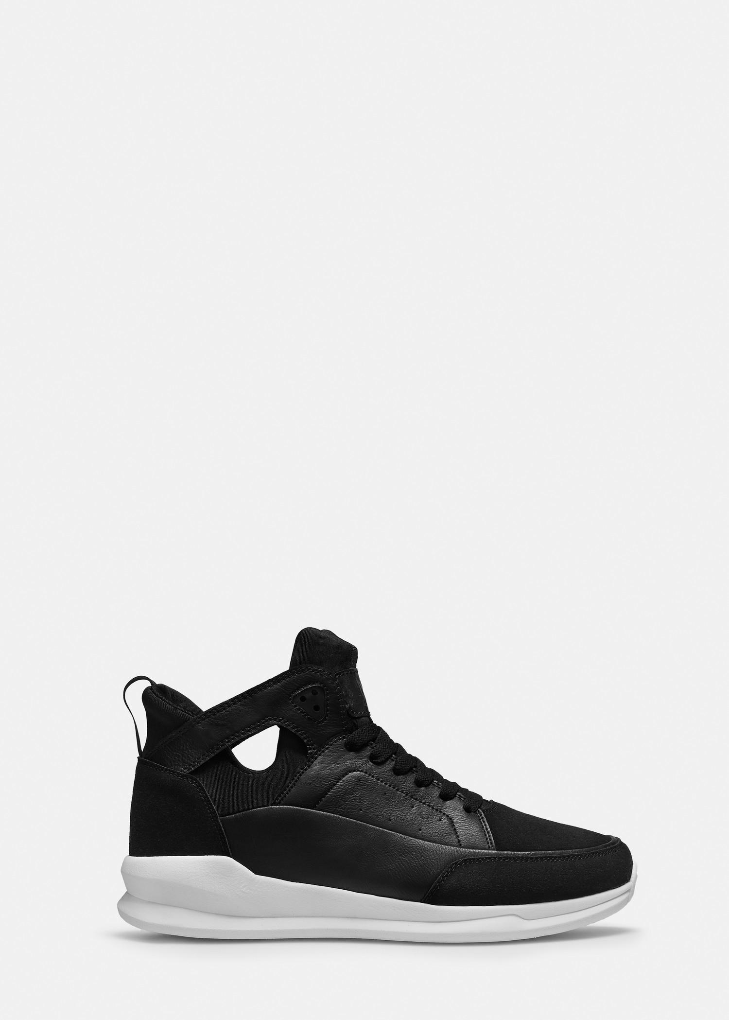 MANGO Contrast panel sneakers IvVXcMo3
