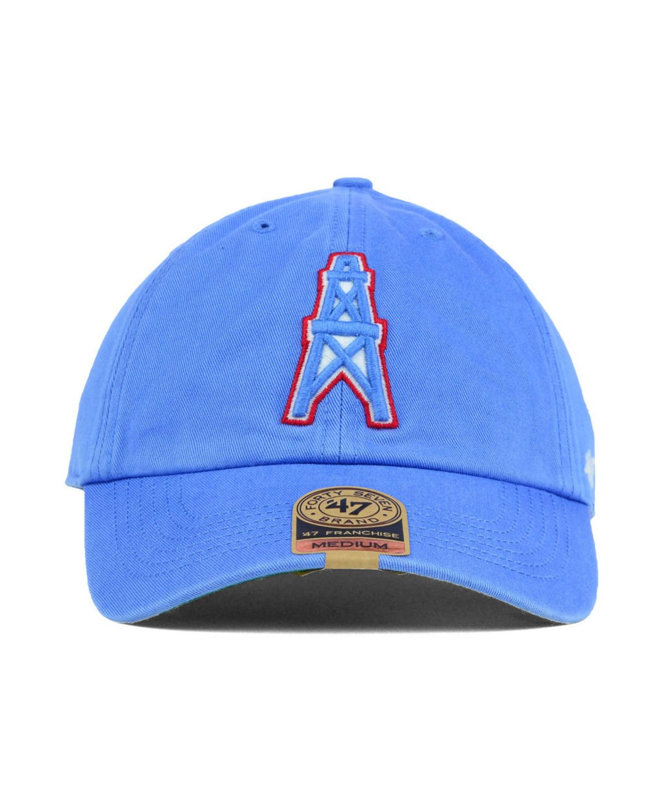 inexpensive houston new era 20666139 oilers nfl oatwood tan woodlandcamo  59fifty cap 3d106 dc4ef  ireland lyst 47 brand houston oilers franchise cap  in blue ... 0c74ecaf7