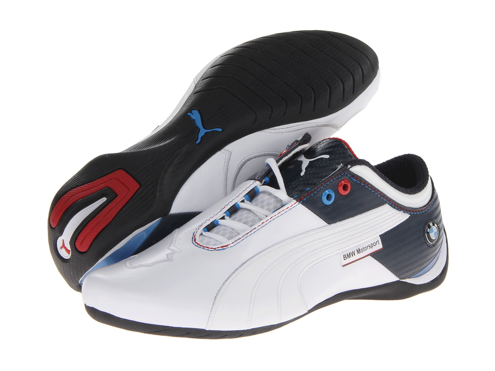 Lyst Puma Future Cat M1 Big Bmw Carbon In White For Men