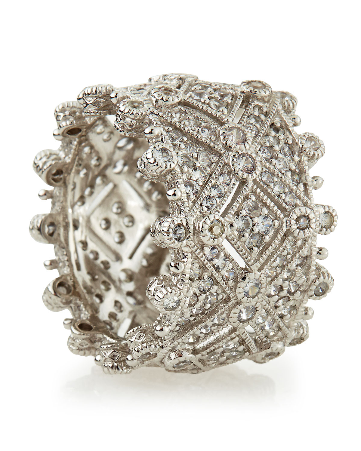 product transitional estate diamond cut bradford ring platinum glenn bands