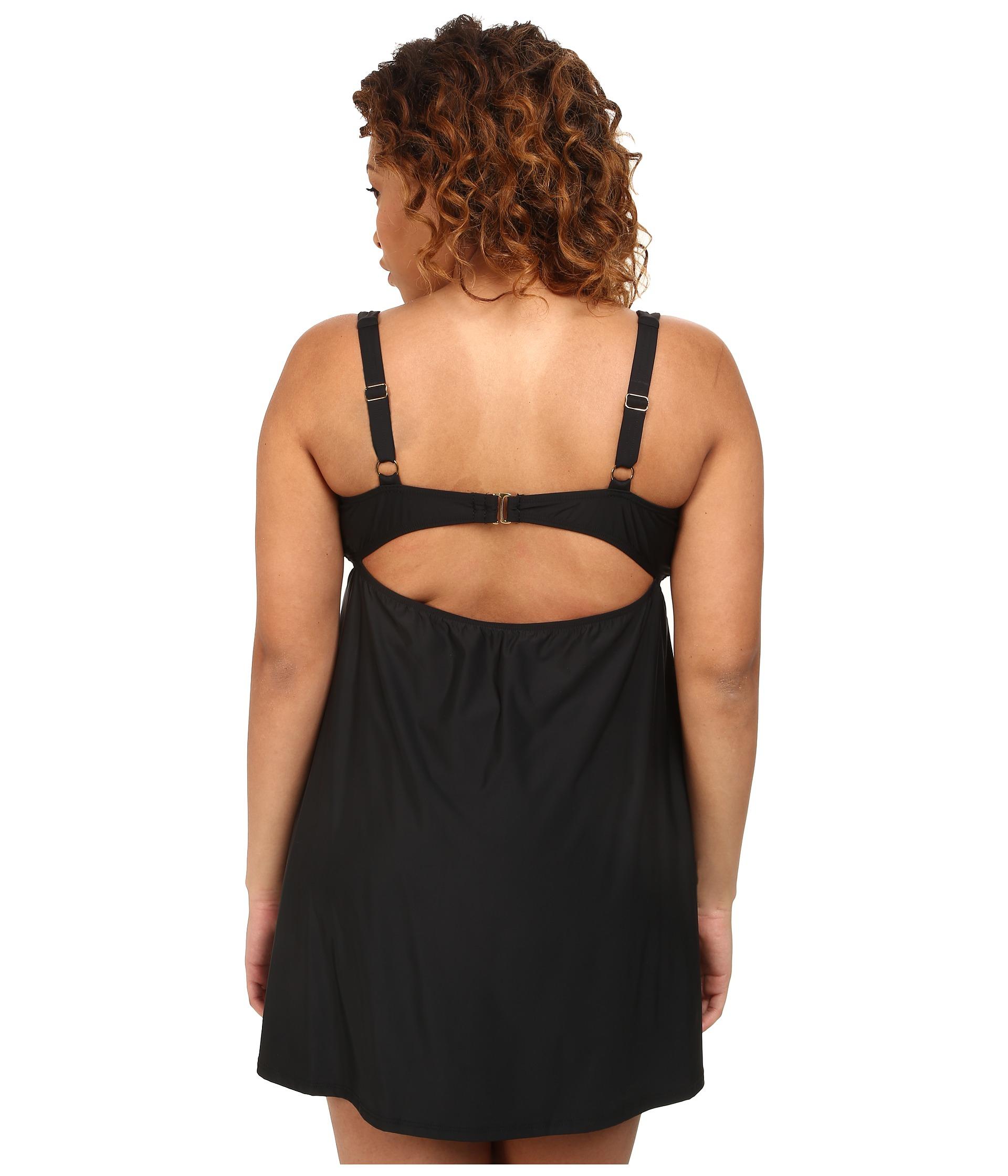 Plus Size Swim Dresses 81