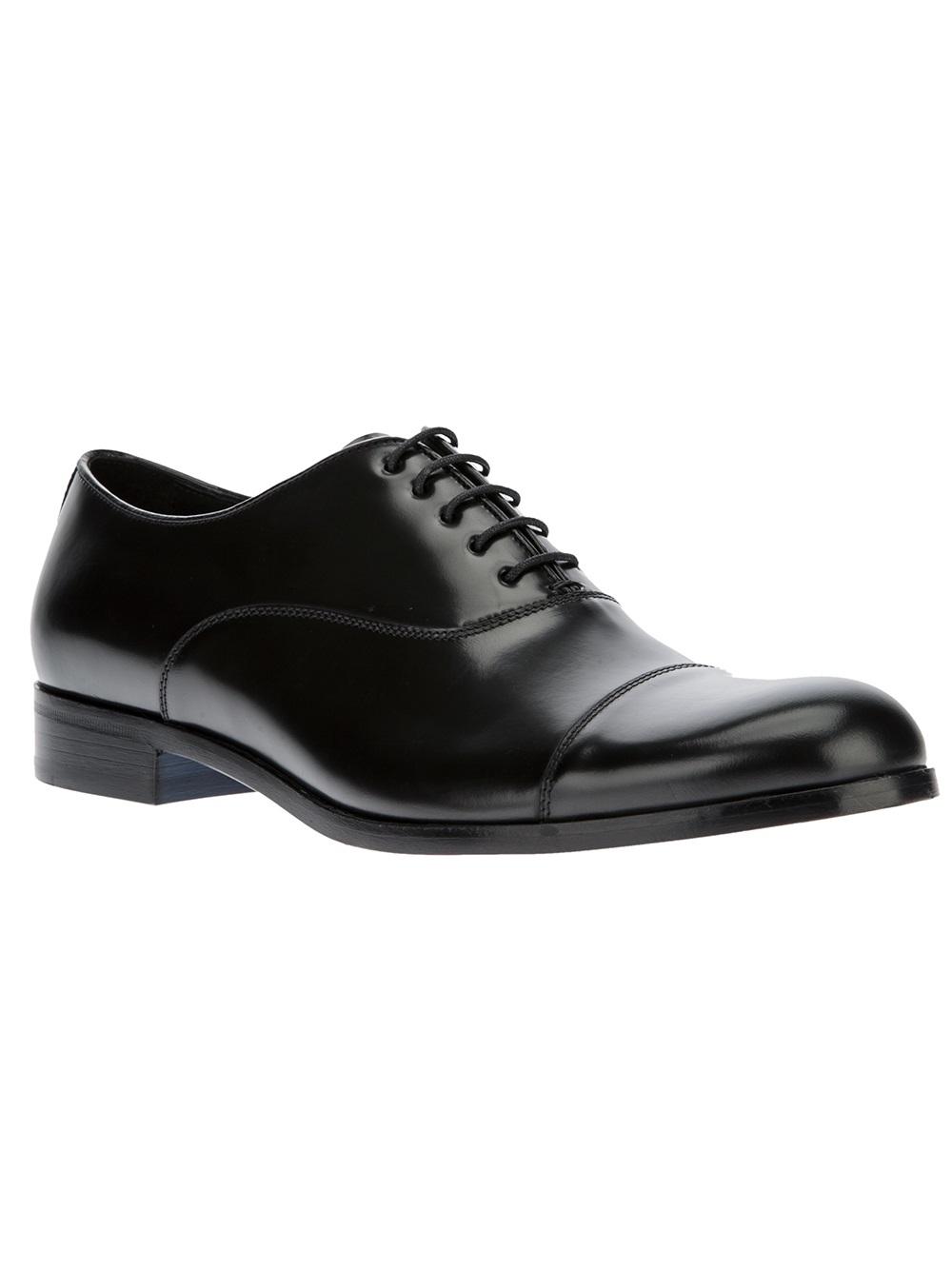 Emporio Armani Shoes Mens