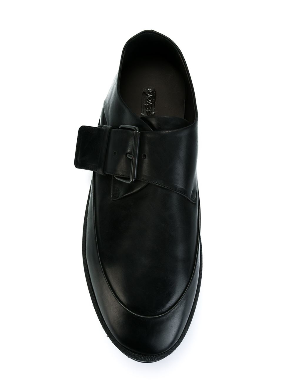 monk strap shoes - Black Mars dW2y684WE9