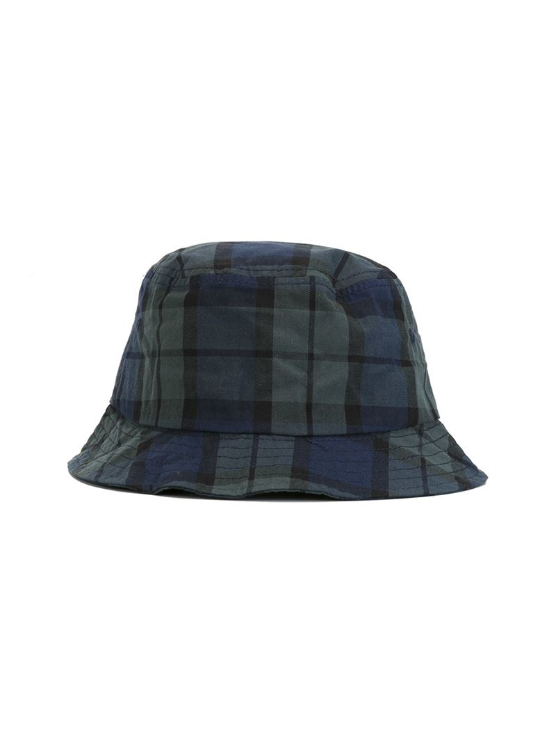 stussy bucket hat navy - HD 800×1067