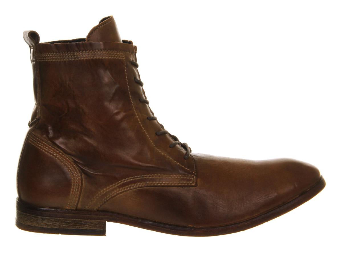 h by hudson swathmore boot in brown for men lyst. Black Bedroom Furniture Sets. Home Design Ideas