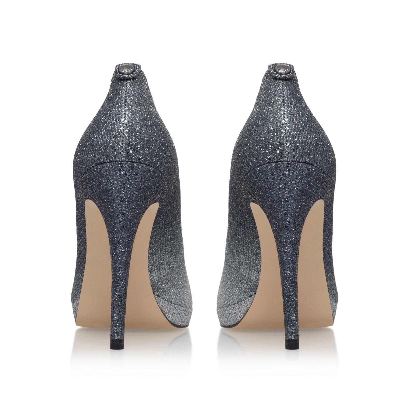 michael kors high heel court shoes in