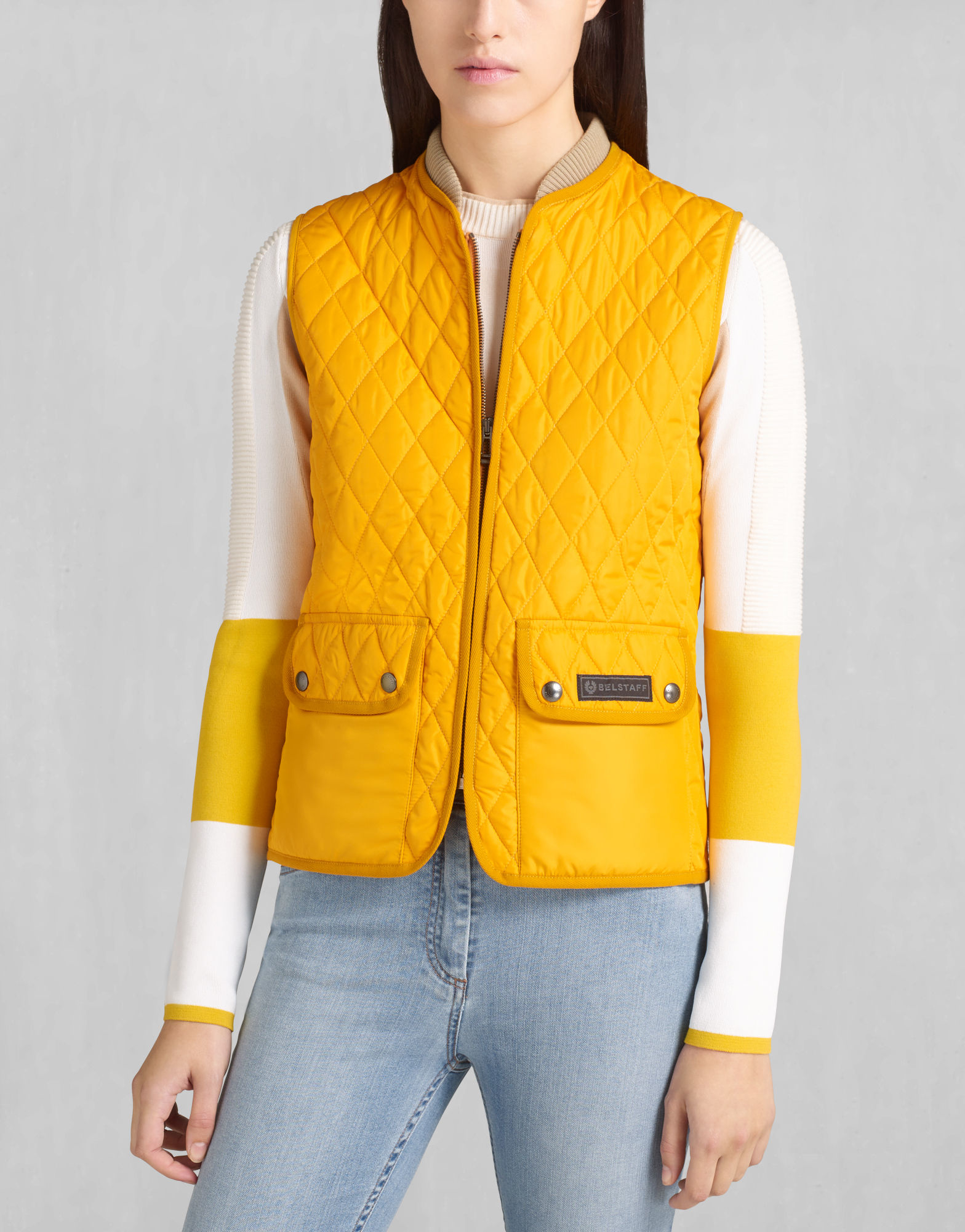 french outerwear dakota herringbone womens s quilted regas jack c coats terry bb p vest by quilt clothing women vdalhgs