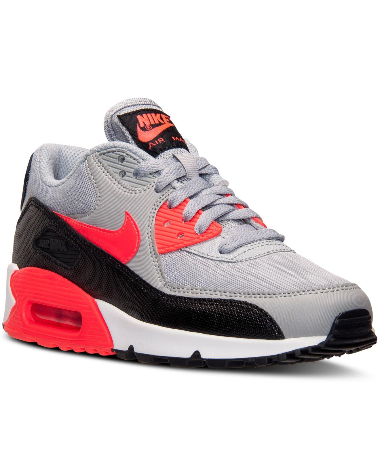 lyst nike air max 90 donne essenziale scarpe da corsa