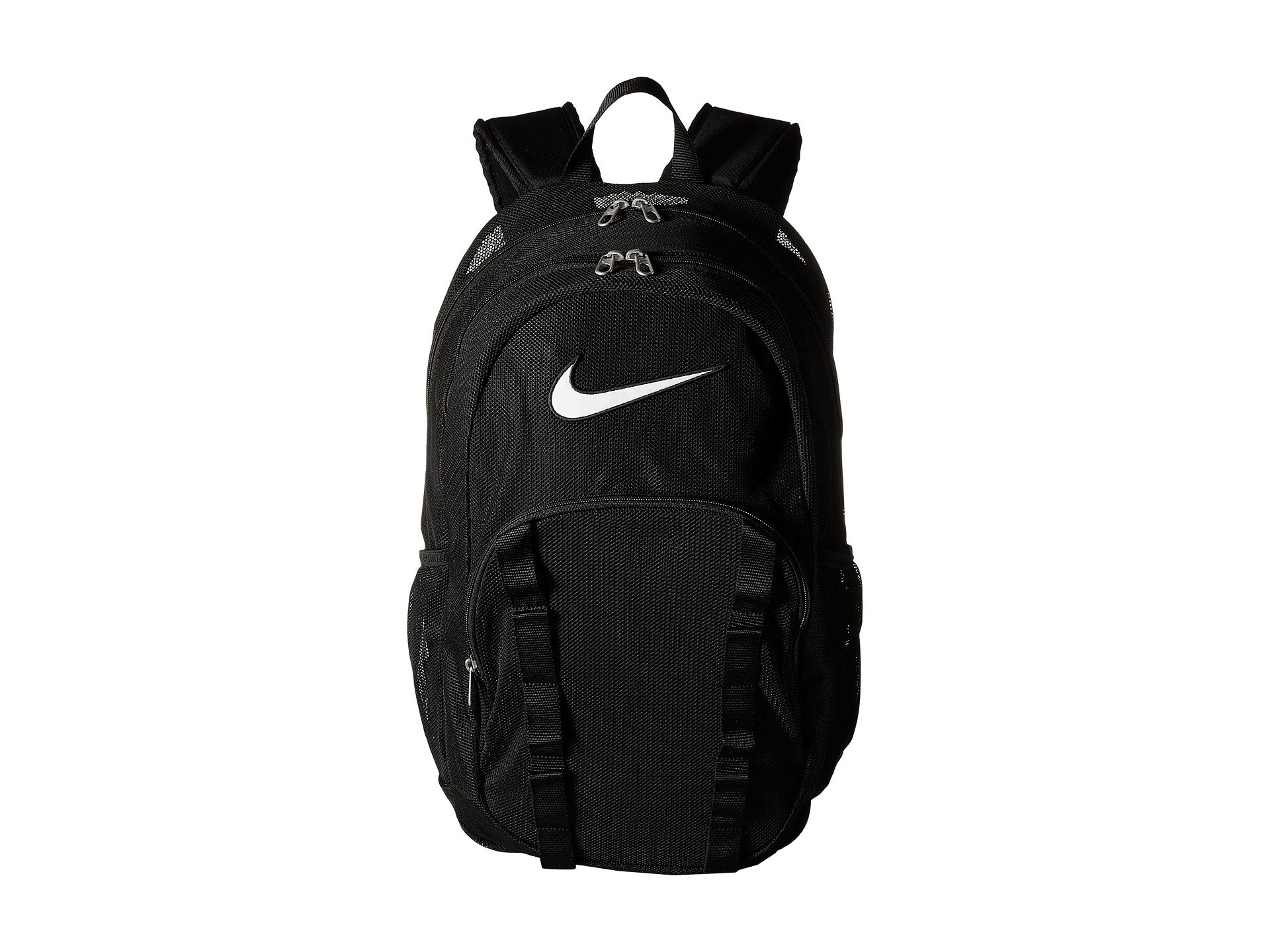 fd71babd140dc Nike Brasilia 7 Backpack Mesh Xl in Black - Lyst