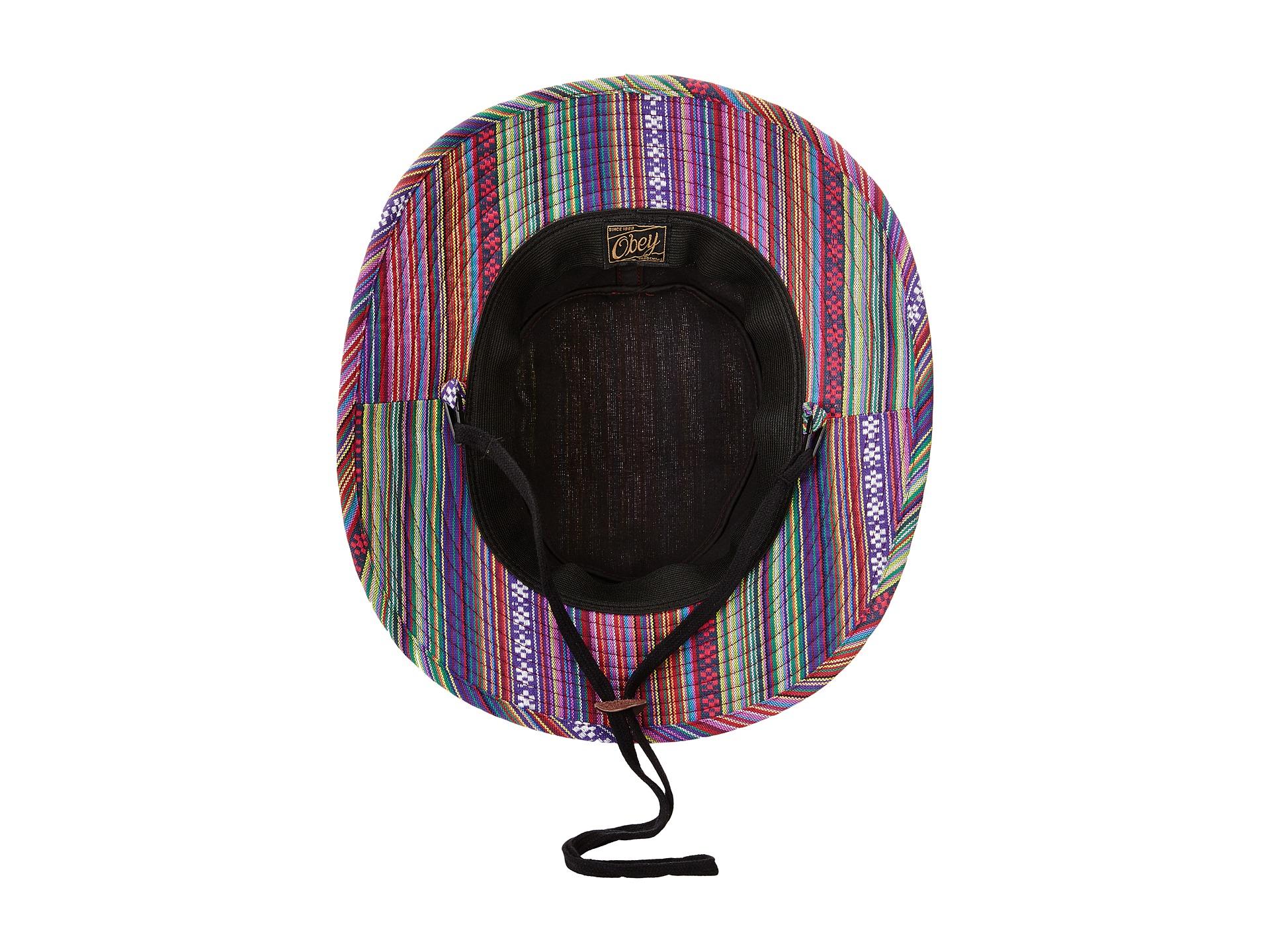 e74c2cdd8f8b7 Obey Sierra Hat for Men - Lyst