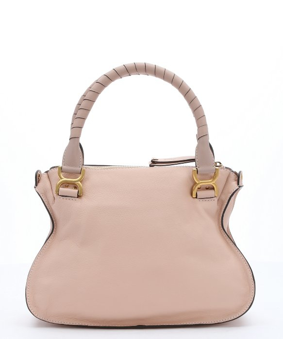 chloe wallets and purses - Chlo�� Blush Nude Calfskin 'marcie' Medium Convertible Top Handle ...
