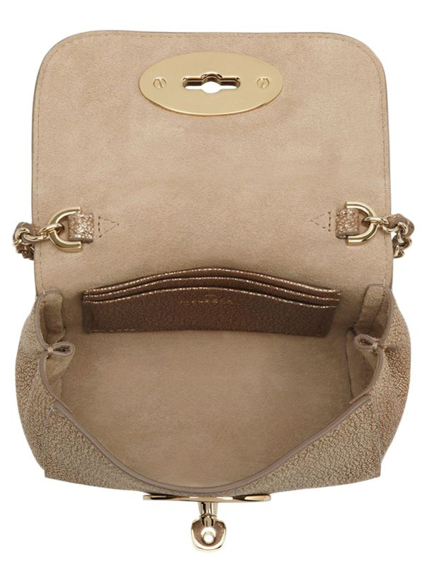 ... metallic leather ebay 3e1a5 d050e  cheapest mulberry lily classics  hh3307 173k195mulberry shoulder bags salemulberry clutch tan lyst mulberry  mini lily ... 6b49e1fde7d53