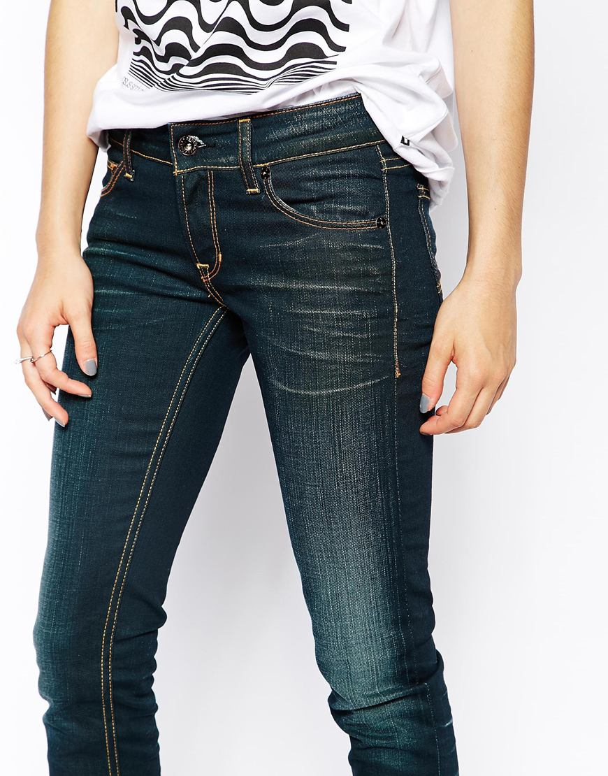 Gsus the rosa skinny jeans
