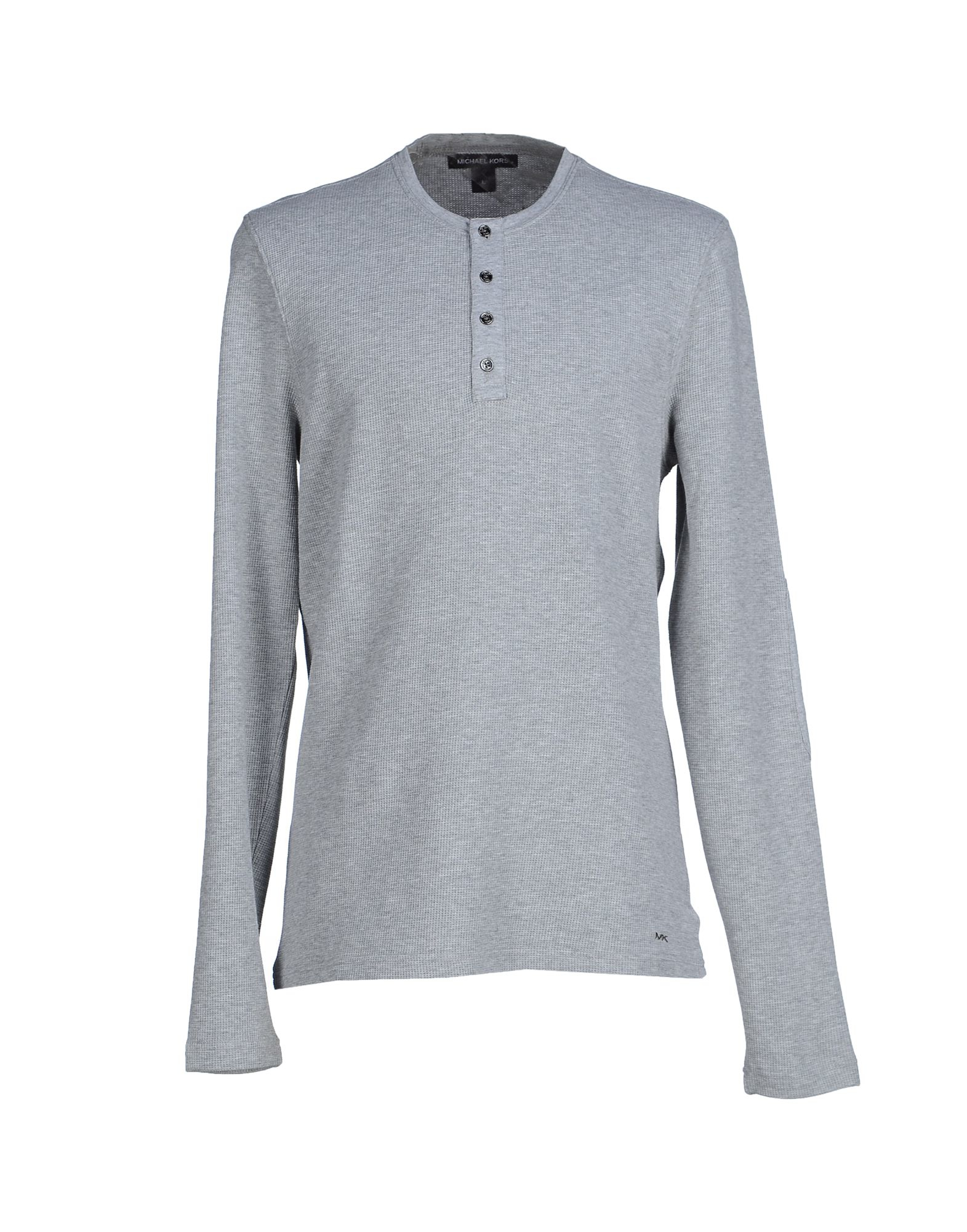 michael kors t shirt in gray for men lyst. Black Bedroom Furniture Sets. Home Design Ideas