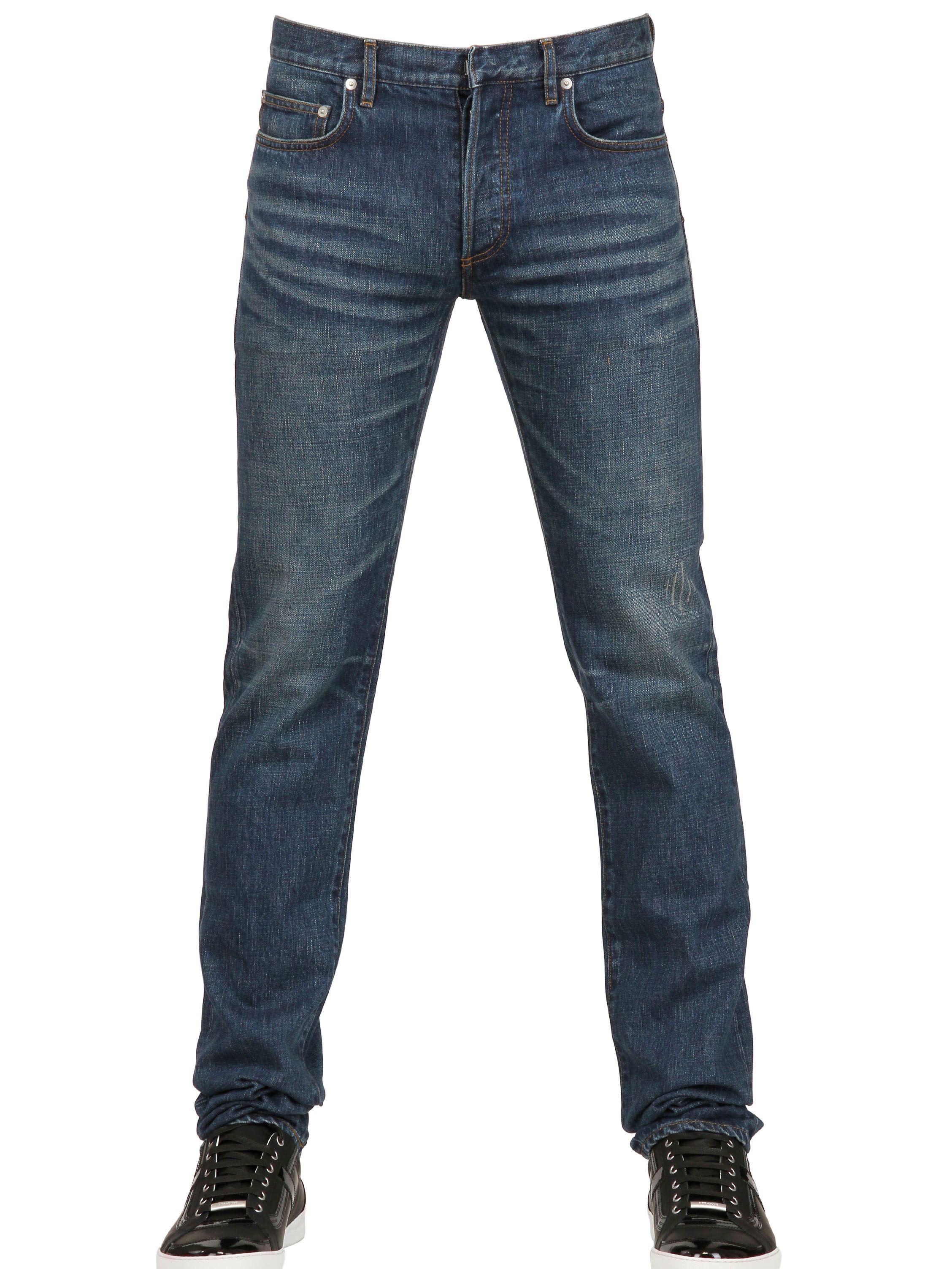 Dior homme denim jeans