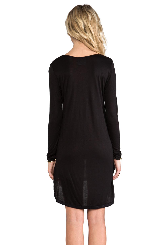 Lyst Fairground Opposites Attract Dress In Black In Black