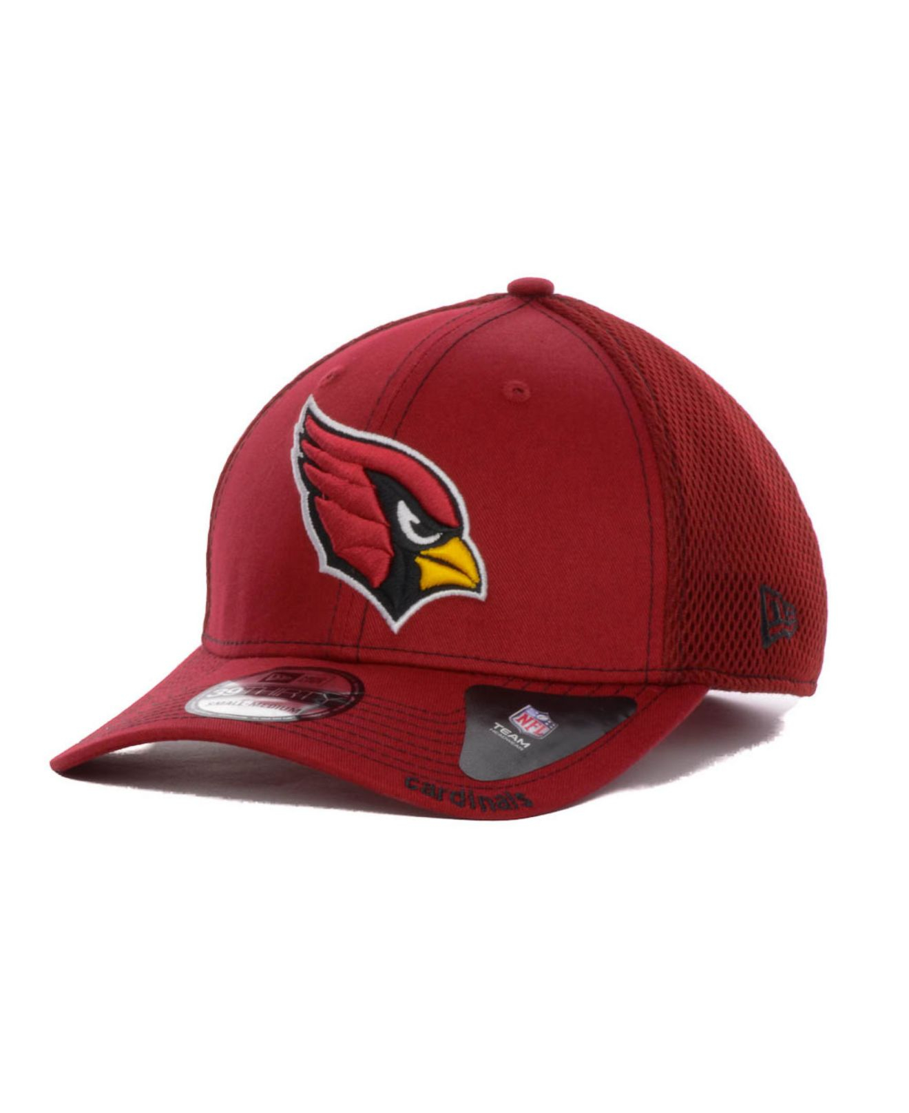 online store 99d67 1e4ec ... new zealand lyst ktz arizona cardinals neo 39thirty cap in red for men  9fc11 b6a1f