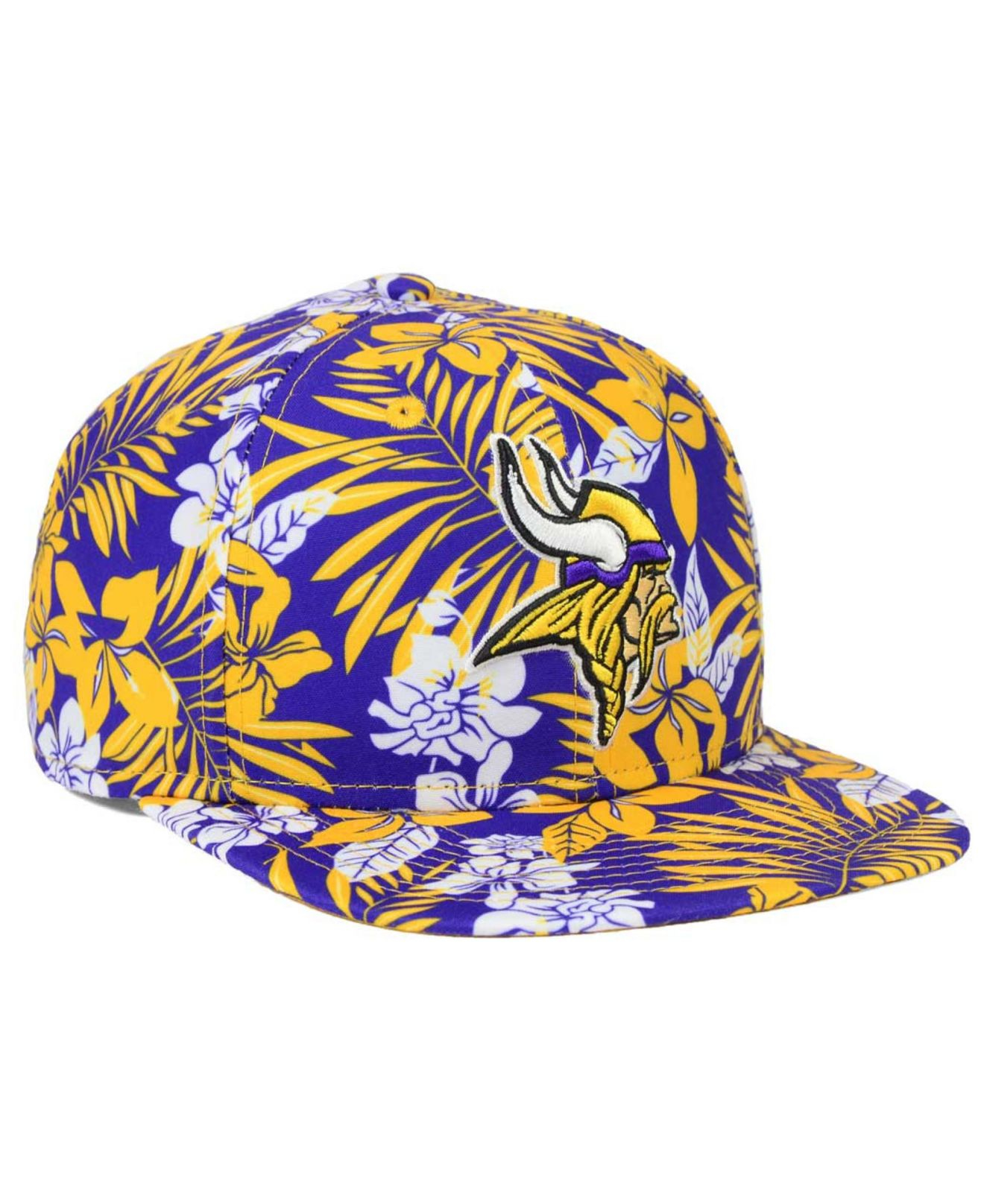 a2dffdbf76d51 free shipping new era minnesota vikings 9fifty 2012 nfl draft snapback hat  purple white 86031 f3aa4  sale lyst ktz minnesota vikings wowie snapback cap  in ...