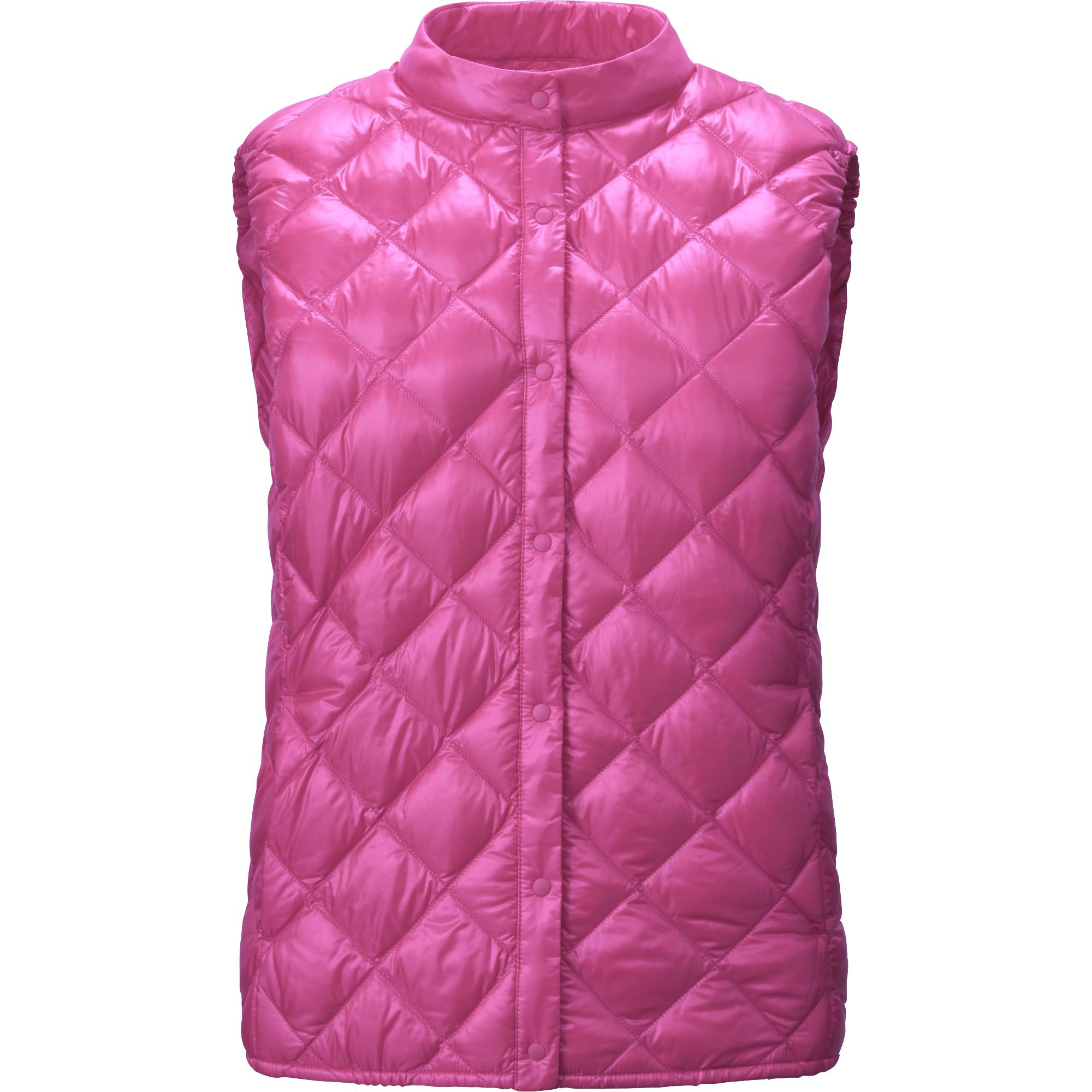 Lyst Uniqlo Women Ultra Light Down Compact Quilted Vest