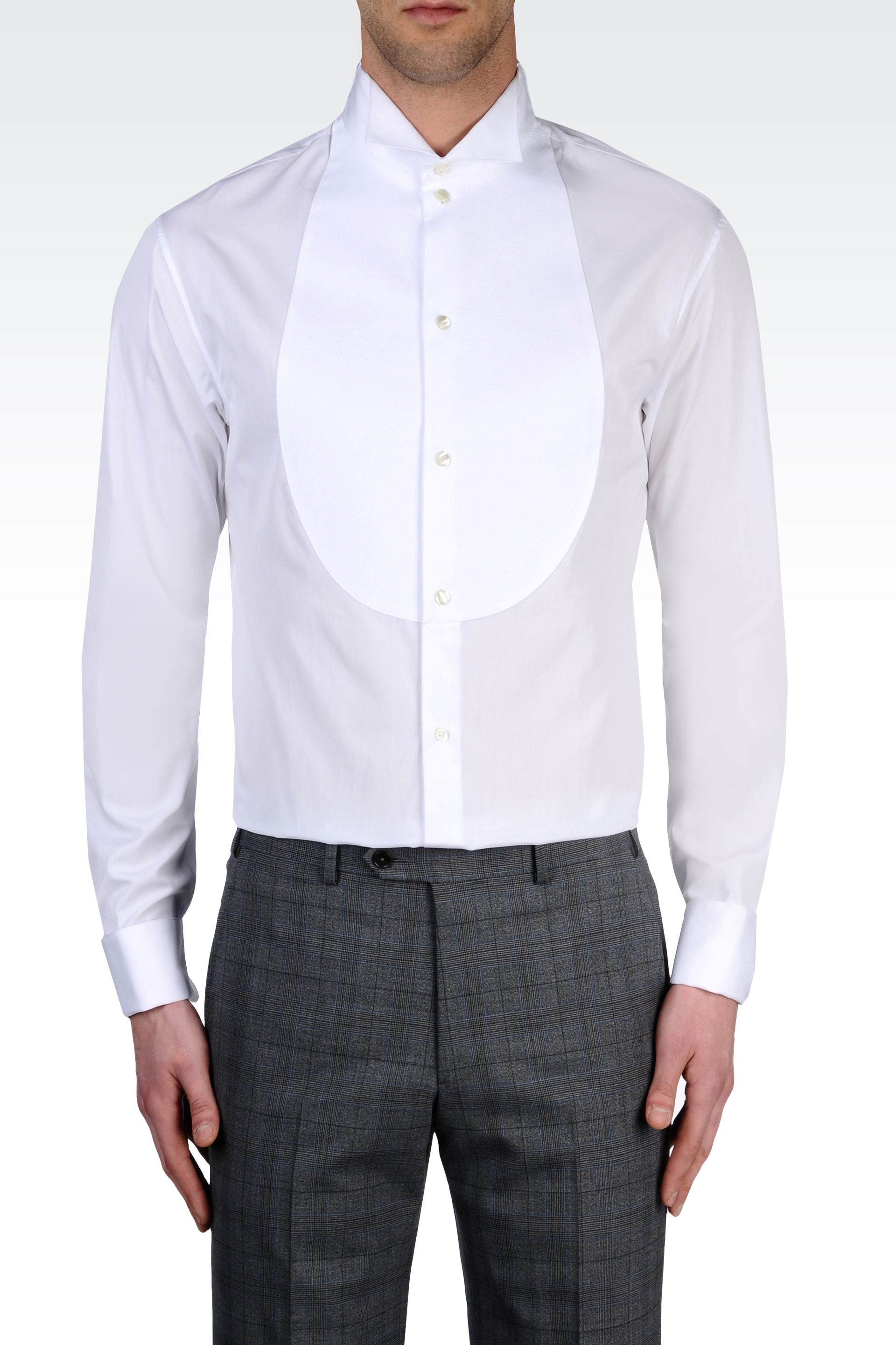 Saint Laurent Mens Shirt