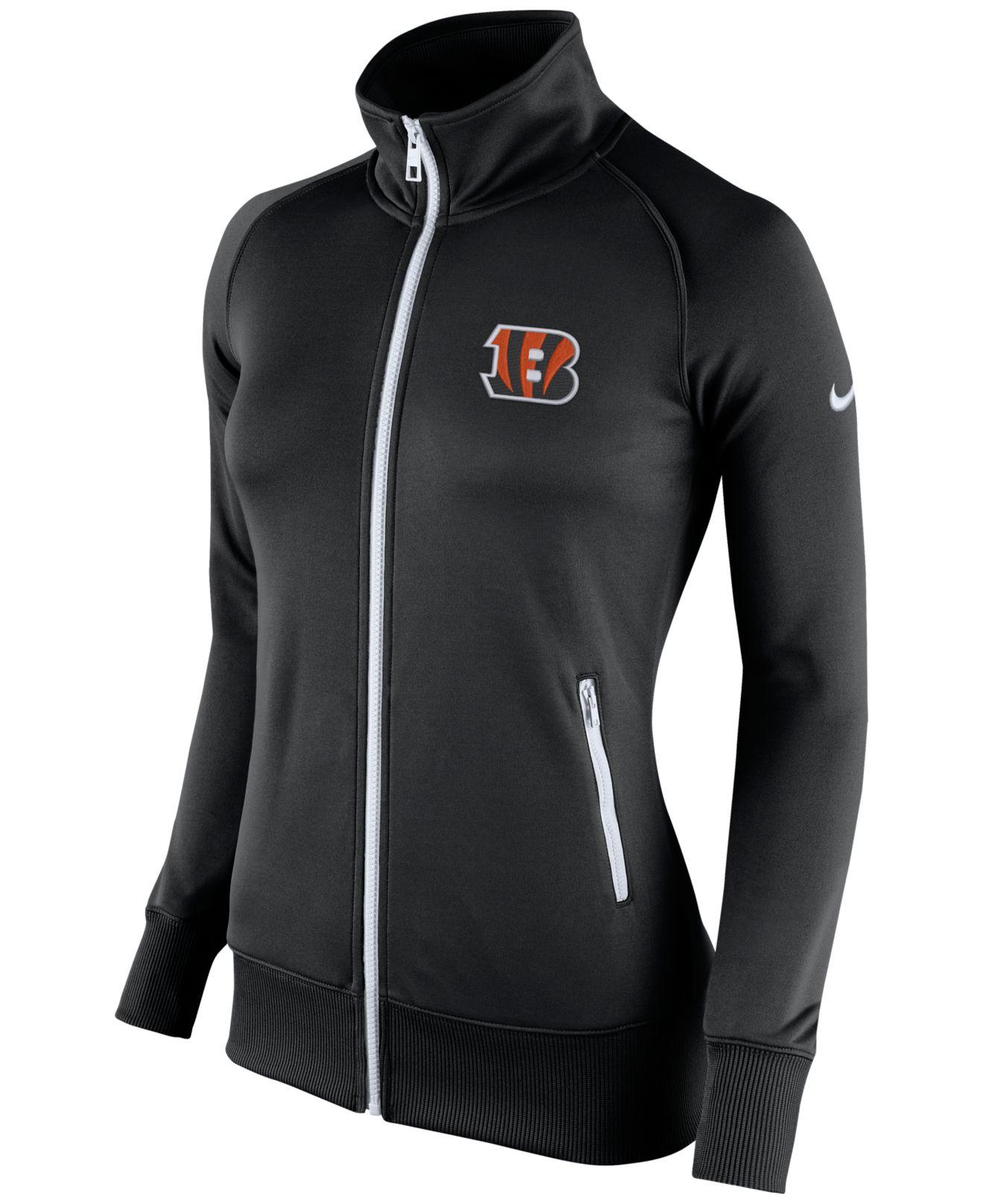 Nike Bengals #97 Geno Atkins White Men's Stitched NFL Elite Jersey