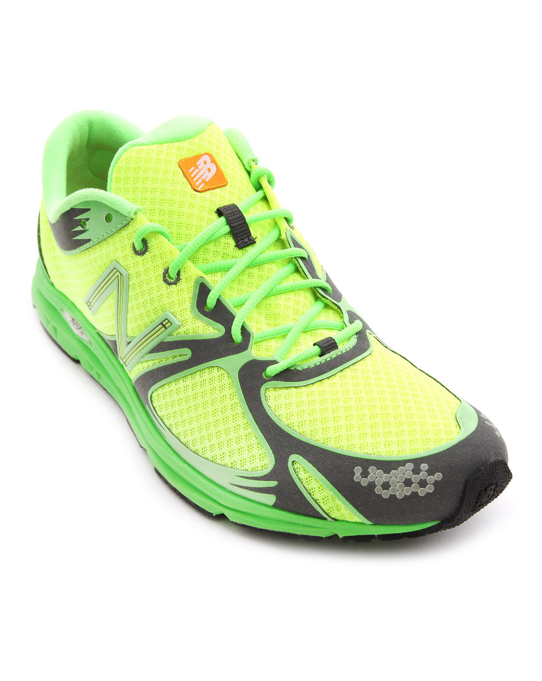 New Balance Neon Sneakers in Yellow for Men | Lyst