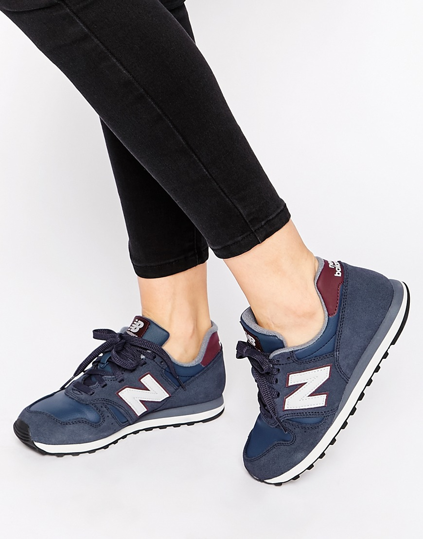 new balance 373 burgundy womens
