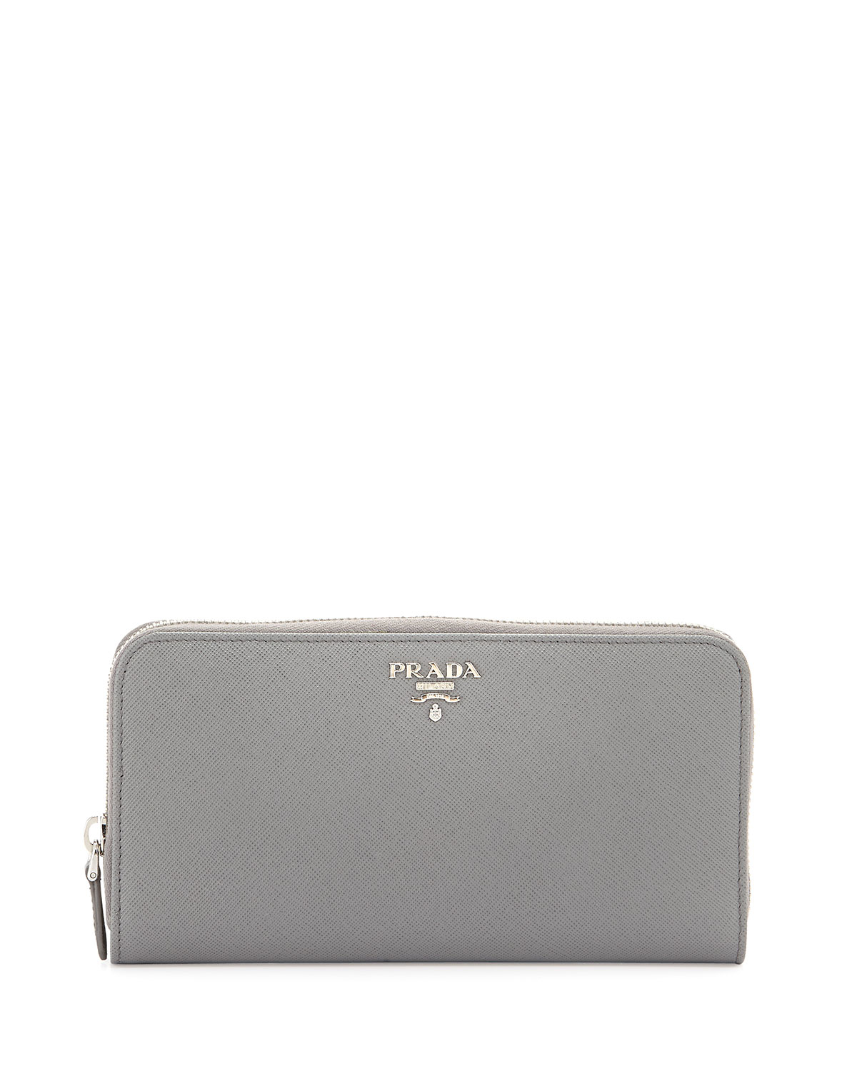 035df3de25c4 ... spain lyst prada saffiano zip around continental wallet ce73a f2bd0
