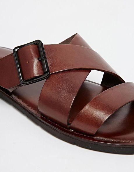 805801ef2e2 Leather Sandals For Men Aldo ~ Leather Sandals For Men