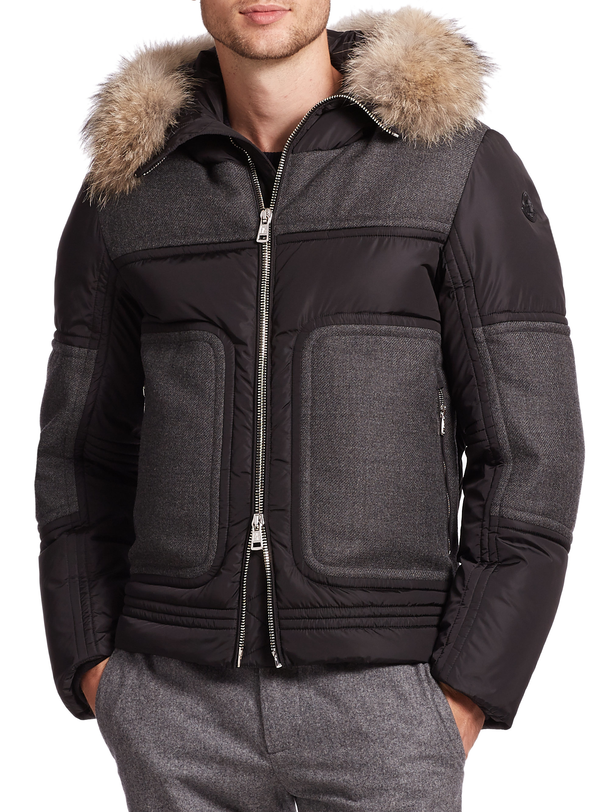 Mens moncler jacket sale