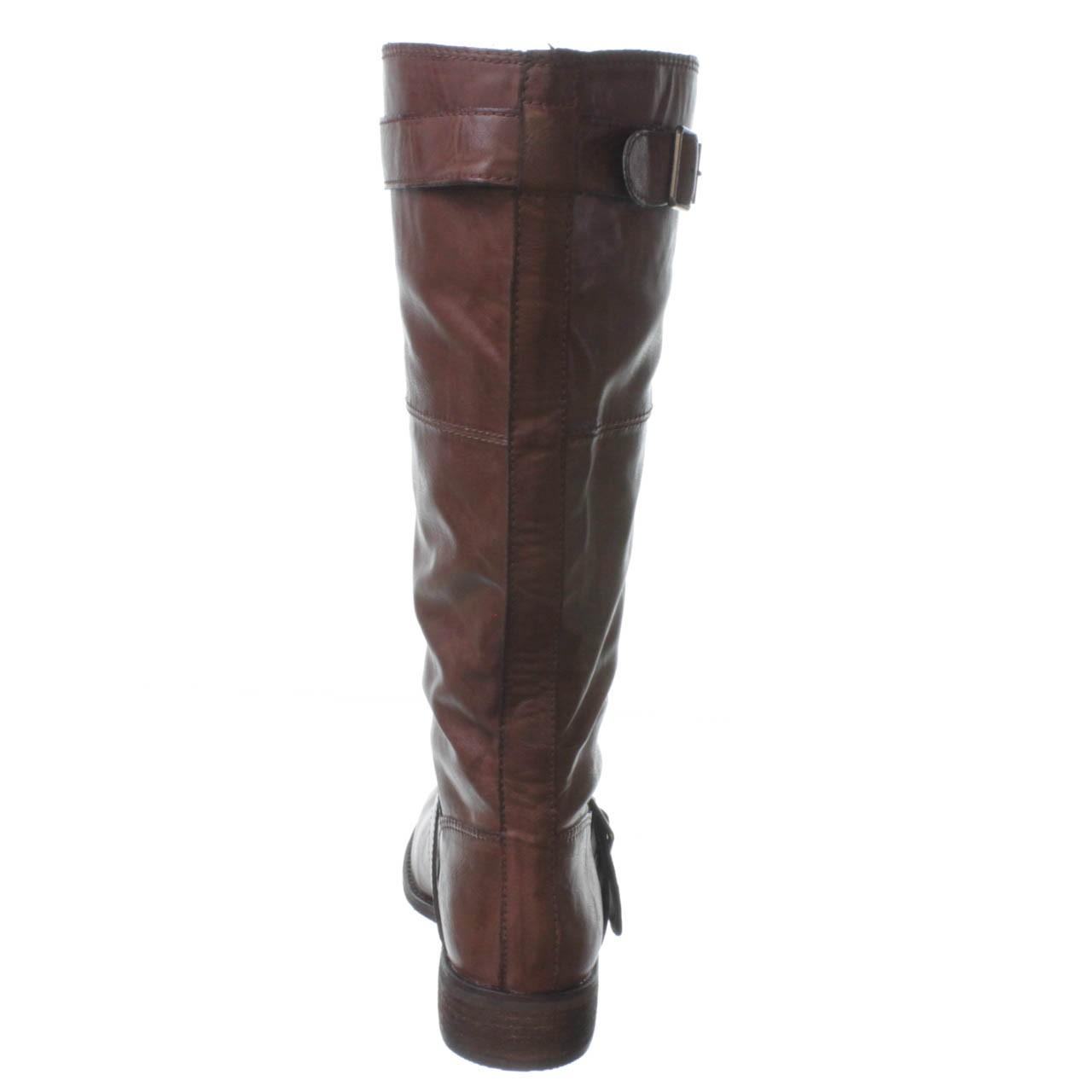 dolce vita dv by twisp knee high boot in brown lyst
