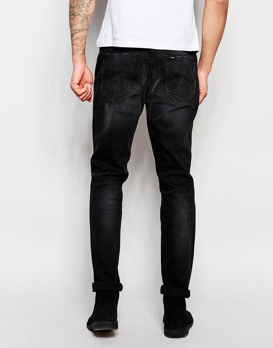 lee black jeans for men - photo #30