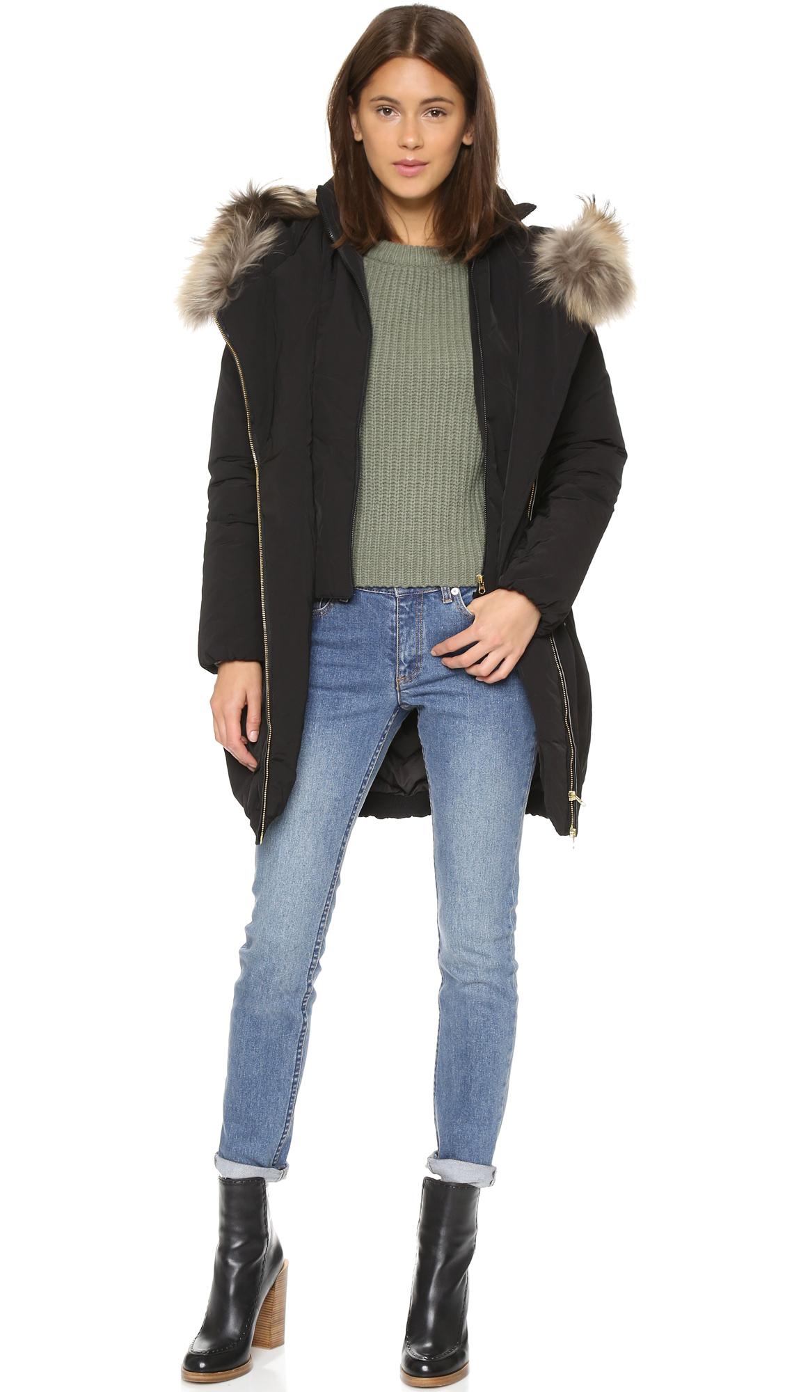 Woolrich Eugene Coat Sale
