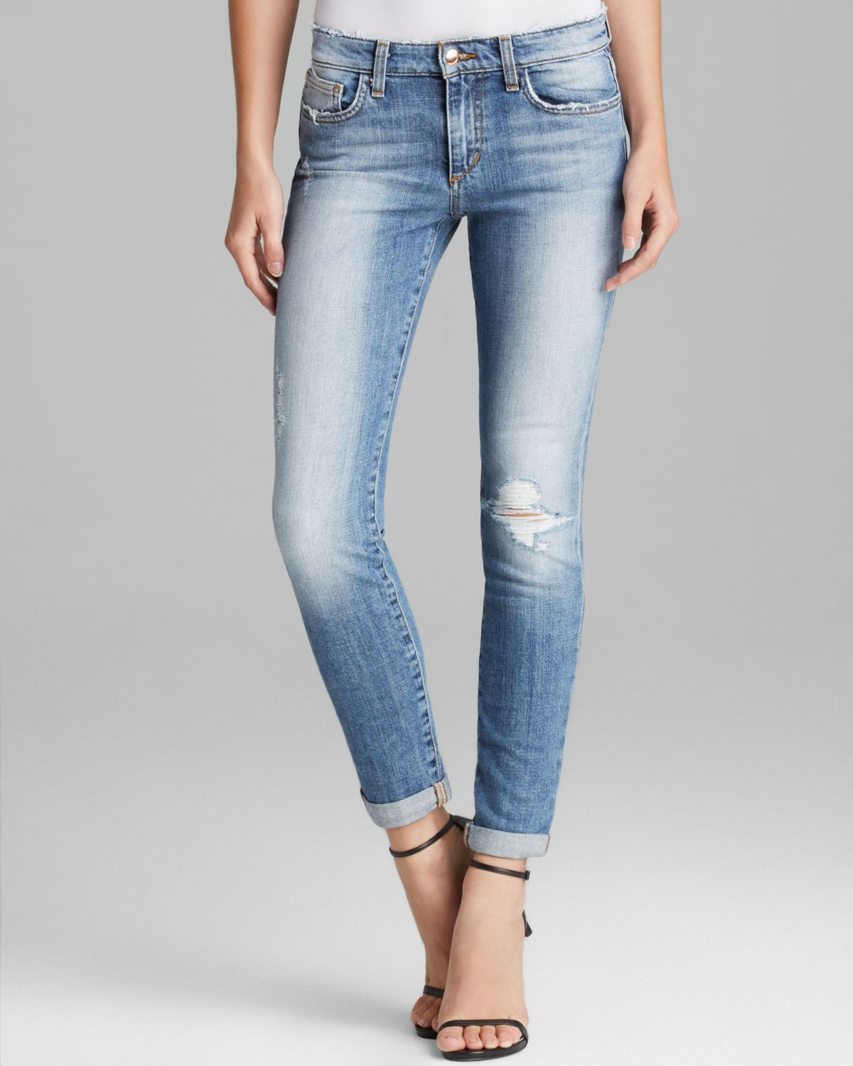 Joes Jeans The Wasteland Ankle Jeans In Mimi In Blue