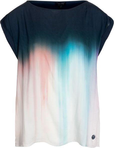 Dip Dye Blouse