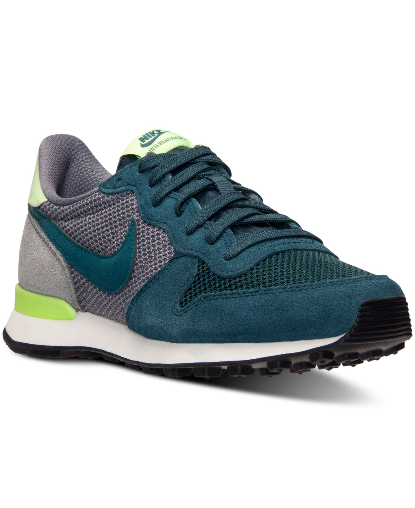 Lyst - Nike Women's Internationalist Casual Sneakers From ...