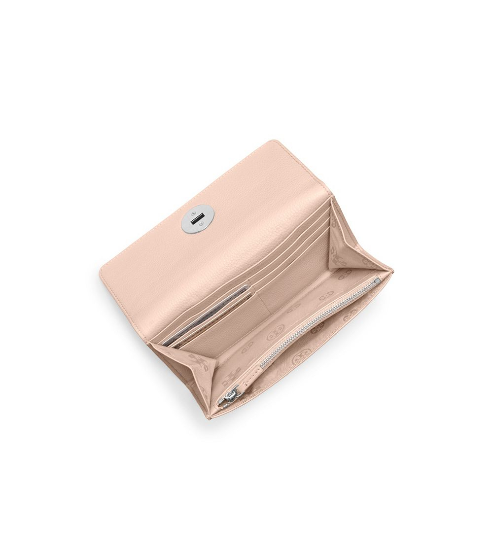 ced1fe8cb527 ireland tory burch mercer envelope continental wallet 528ac 64cbc