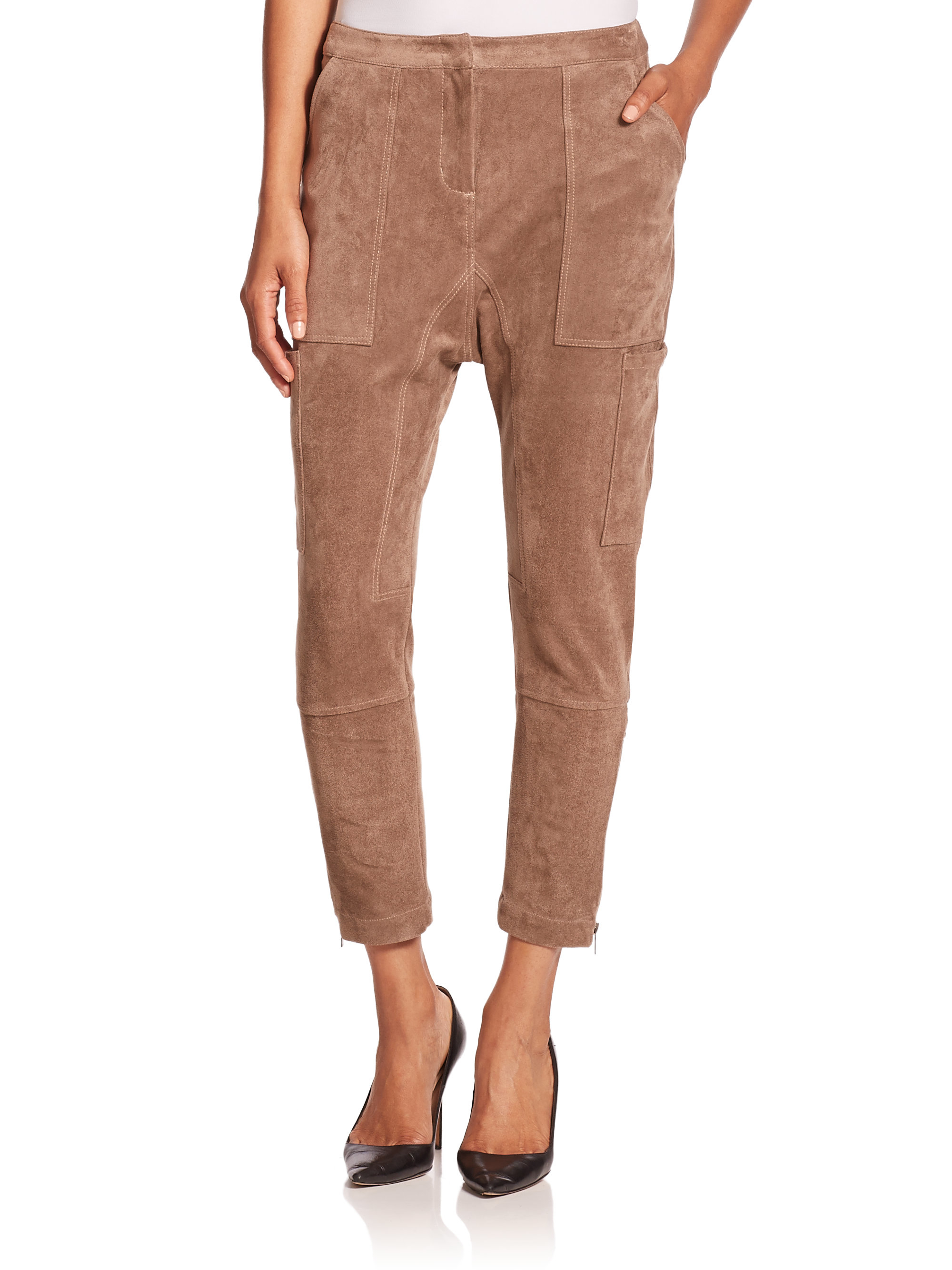 Find great deals on eBay for suede trousers. Shop with confidence.