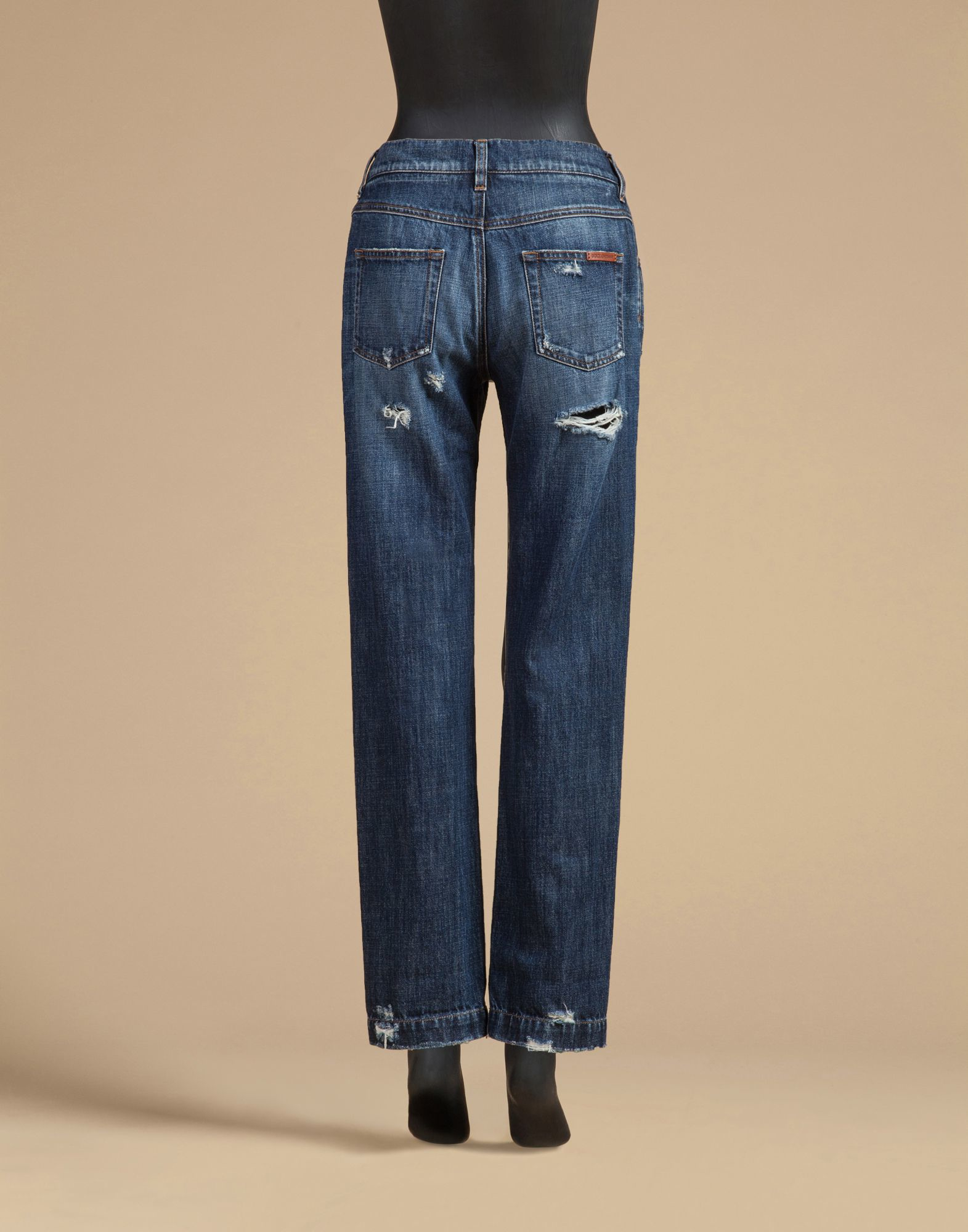 Non Stretch Jeans For Women - Jeans Am
