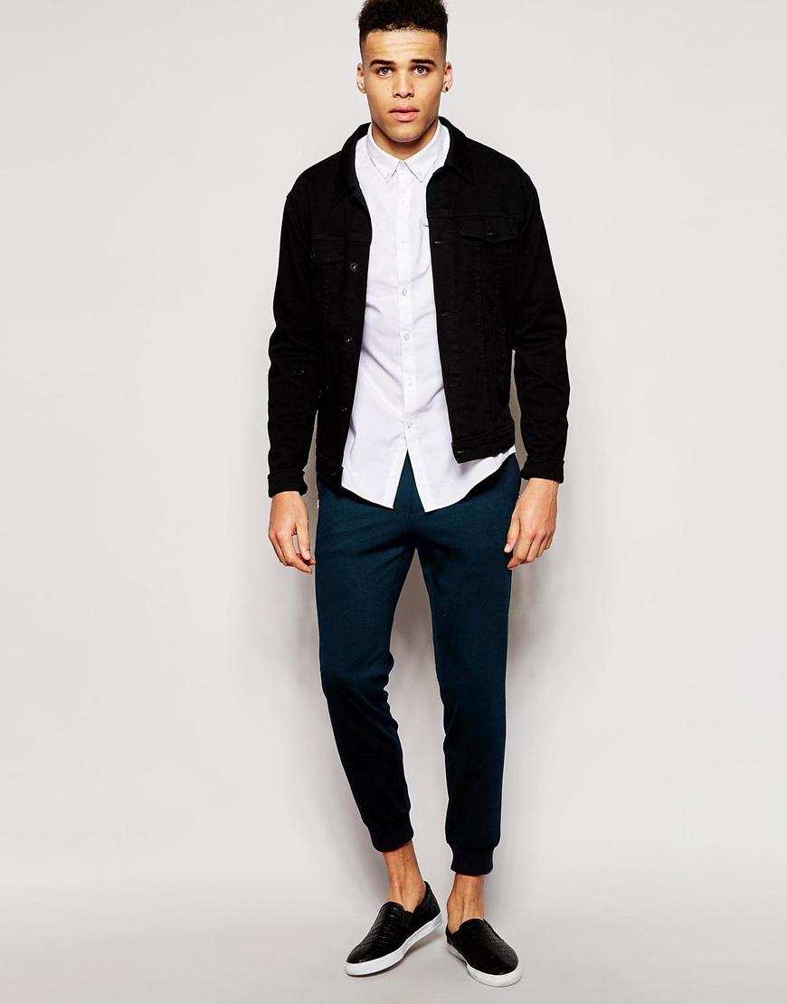 Robert Graham Designer Shirts Asos Slim Fit Smart Jo...