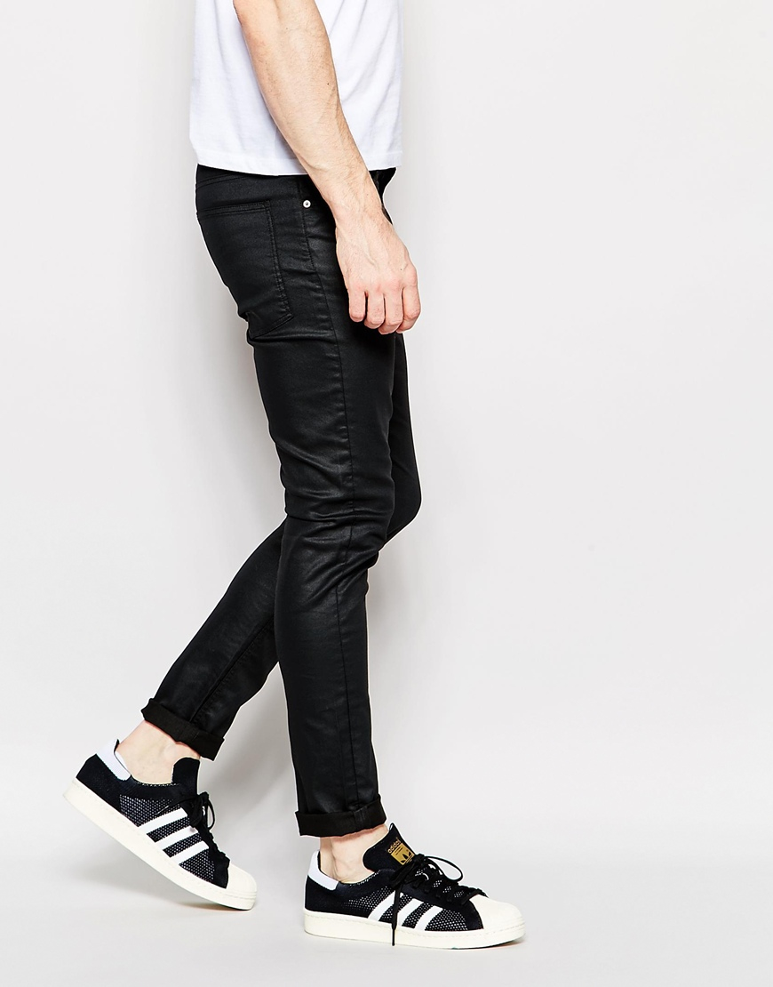 Cheap monday Jeans Mid Spray Extreme Superstretch Skinny ...