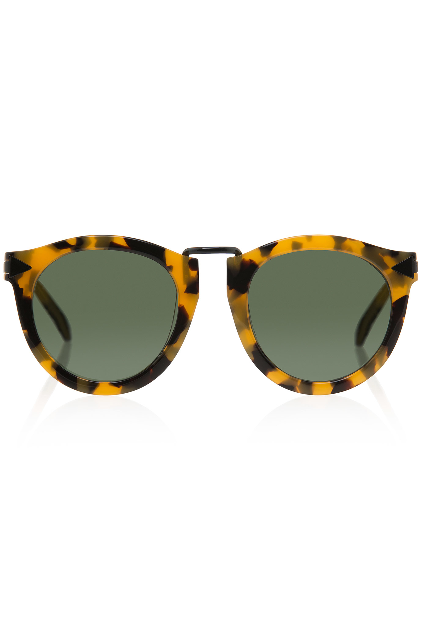 5cd403150a Karen walker Harvest Sunglasses in Green