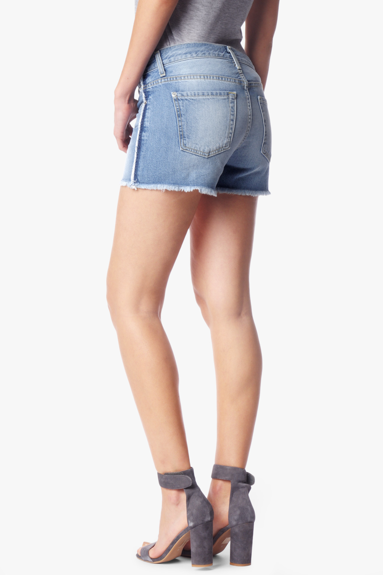 Gallery. Women's High Waisted Shorts