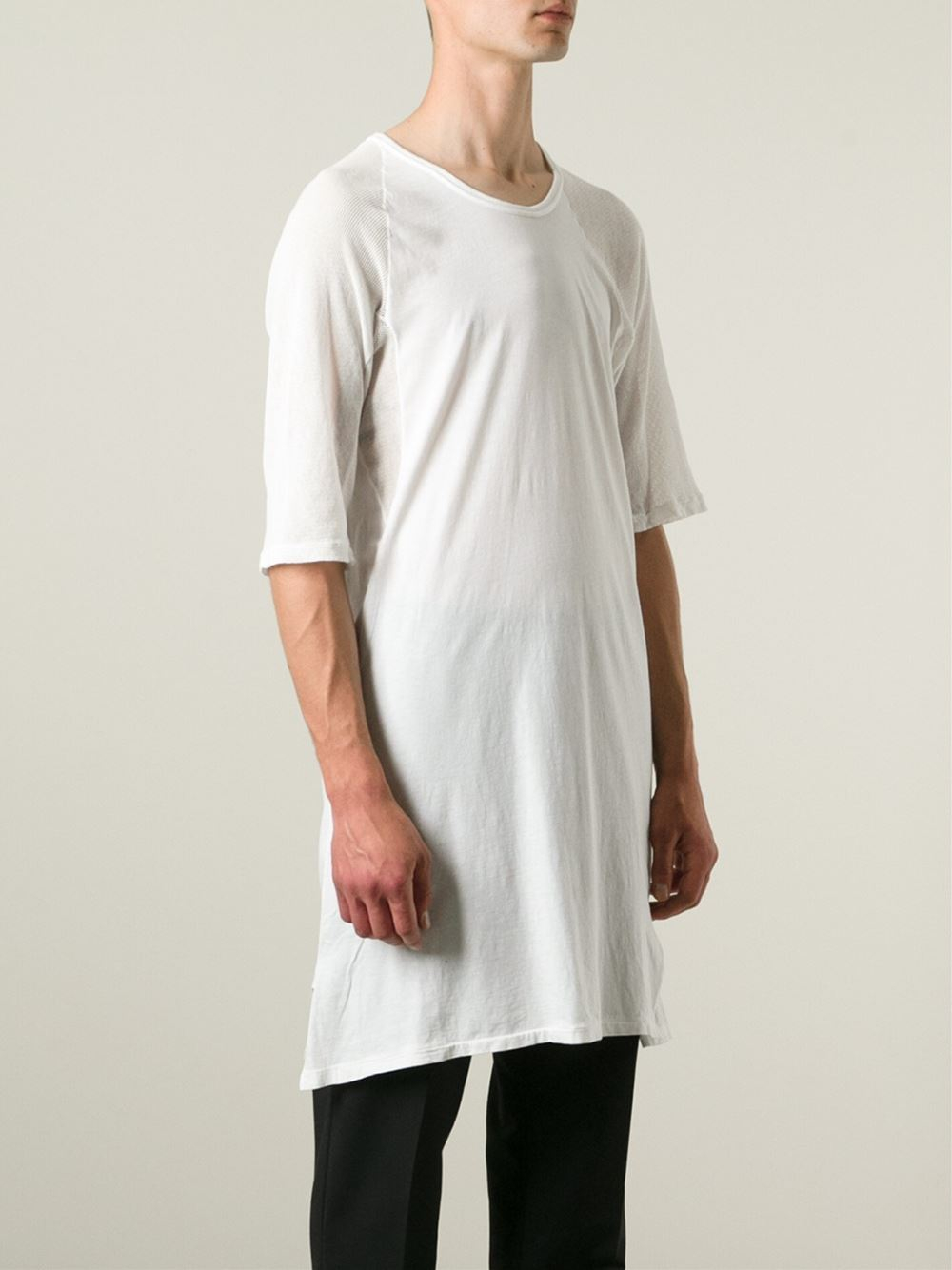 Long White Shirt | Artee Shirt