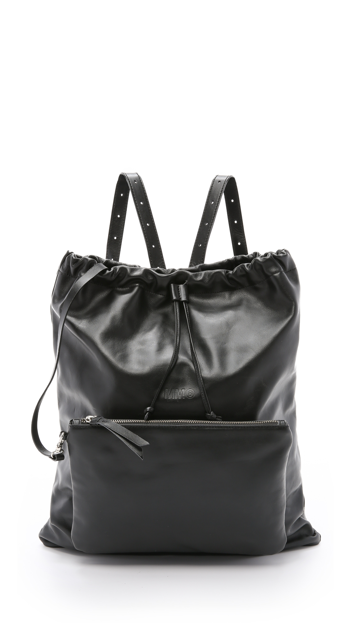 Mm6 by maison martin margiela Drawstring Backpack